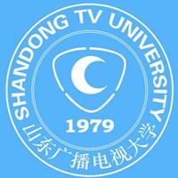 山东广播电视大学成教logo